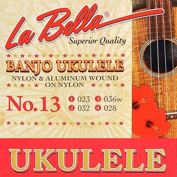 LaBella Acoustic Folk L-13