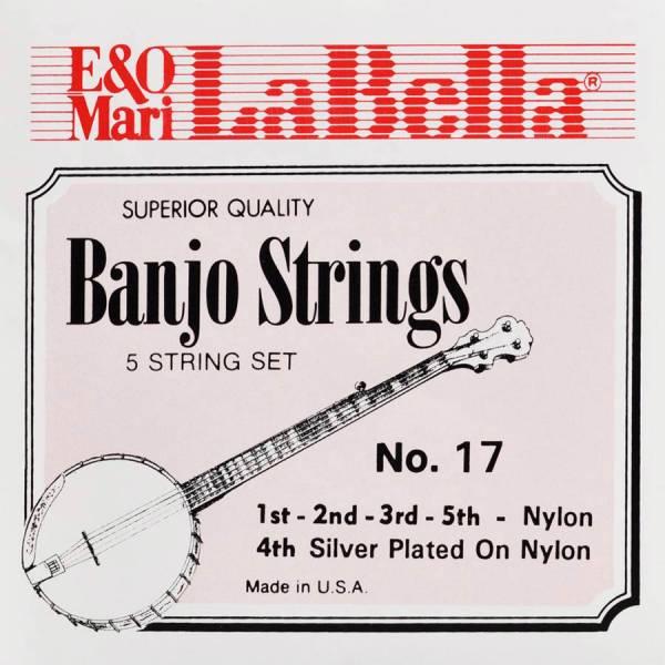 LaBella Acoustic Folk L-17