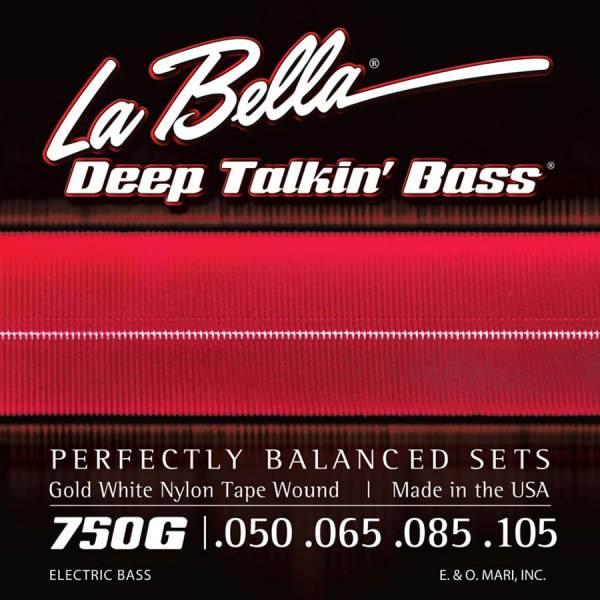 LaBella Deep Talkin' Bass L-750G