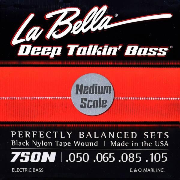 LaBella Deep Talkin' Bass L-750N-M