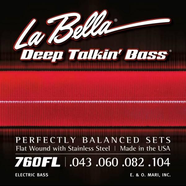 LaBella Deep Talkin' Bass L-760FL