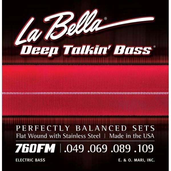 LaBella Deep Talkin' Bass L-760FM