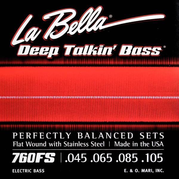 LaBella Deep Talkin' Bass L-760FS