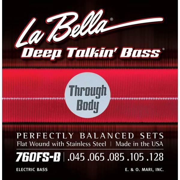 LaBella Deep Talkin' Bass L-760FS-BTB