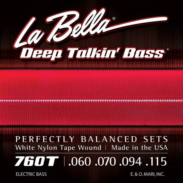 LaBella Deep Talkin' Bass L-760T