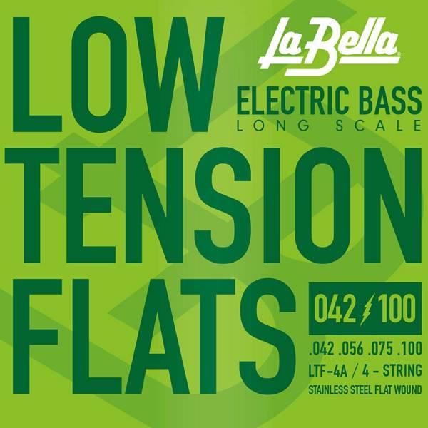 LaBella Low Tension Flexible Flats LTF4A