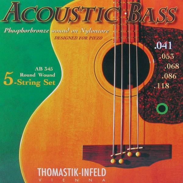 Thomastik Acoustic Bass THAB-345