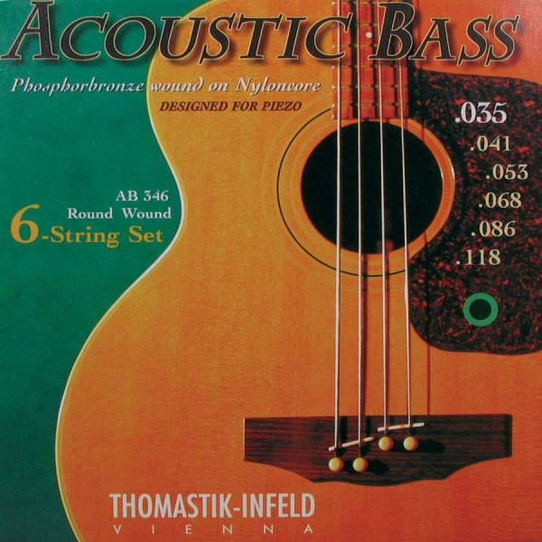 Thomastik Acoustic Bass THAB-346