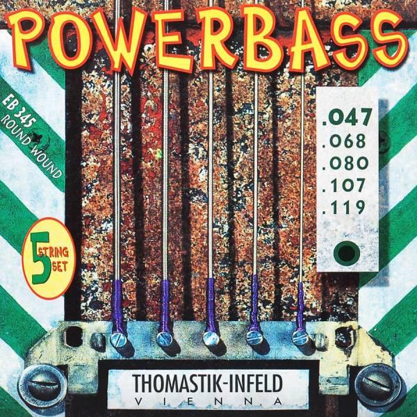 Thomastik Power Bass THEB-345