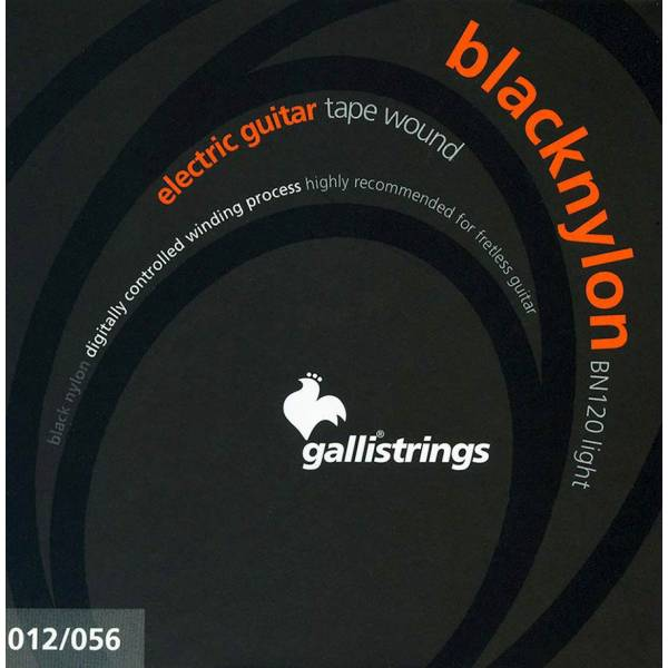 Galli Black Nylon BN-120