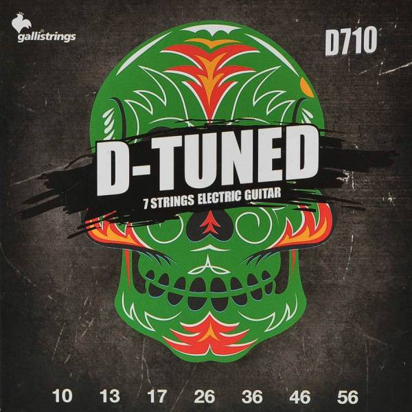 Galli D-Tuned D-710