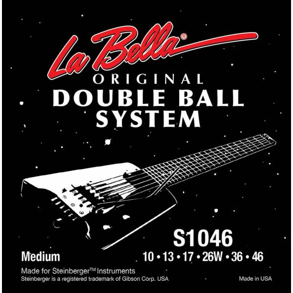 LaBella Double Ball End System L-S1046