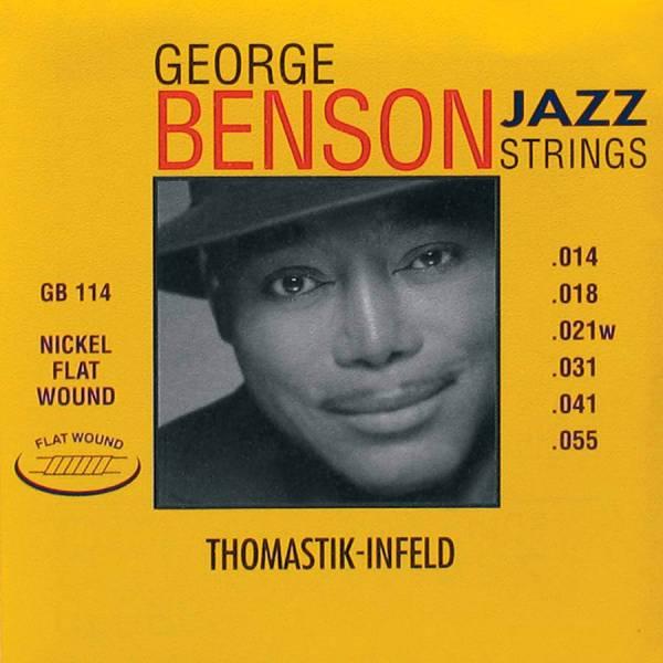 Thomastik George Benson THGB-114